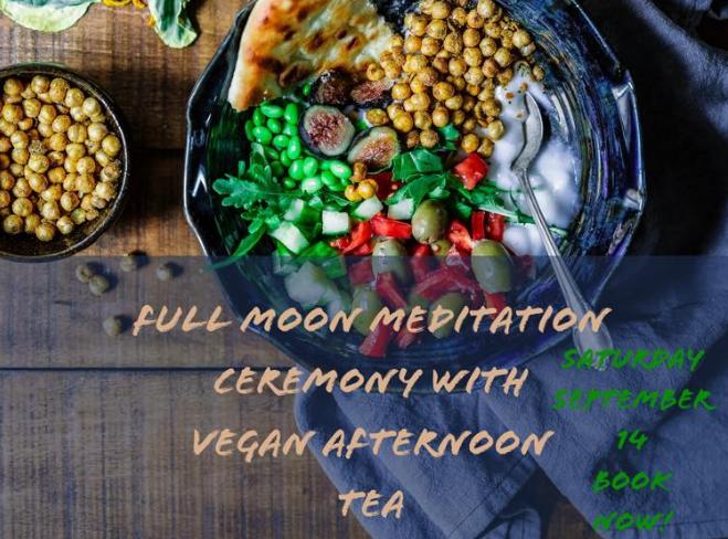 Full Moon Meditation Workshop