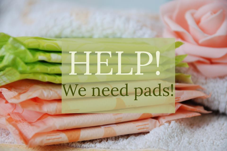 We Need Pads