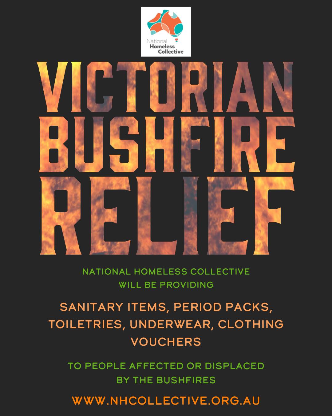 NHC Bushfire Relief