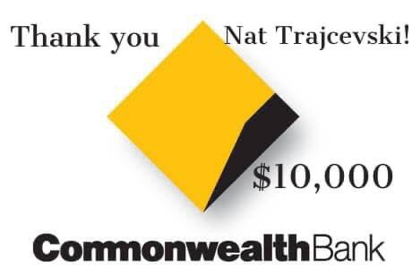 Thank You Nat and Commbank