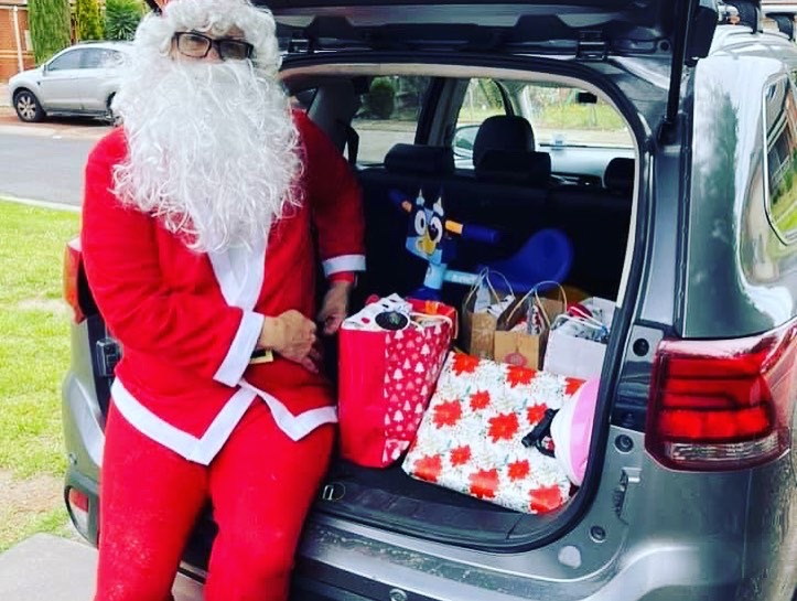 Home Delivery Santa