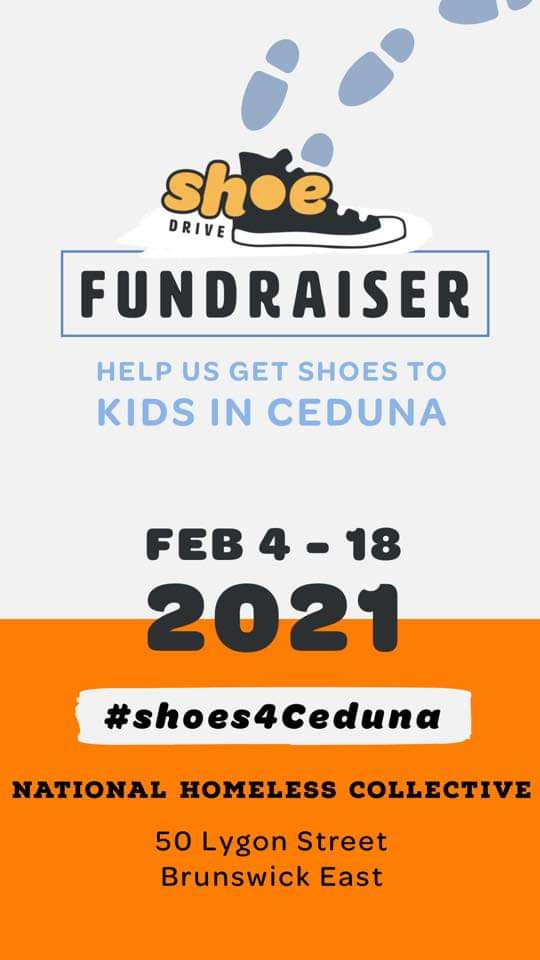 Shoes For Ceduna Youths