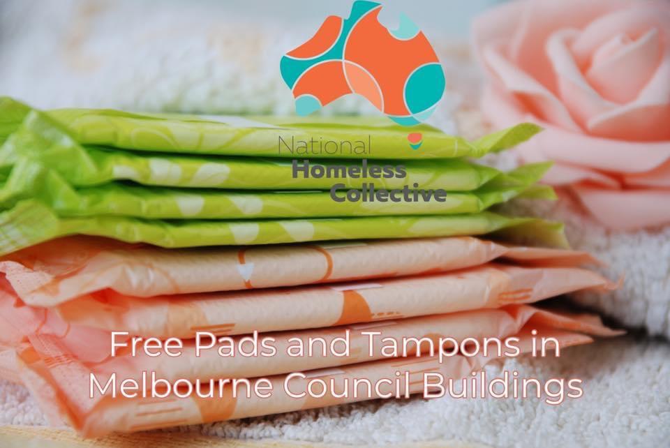 Melbourne City Menstrual Hygiene Care