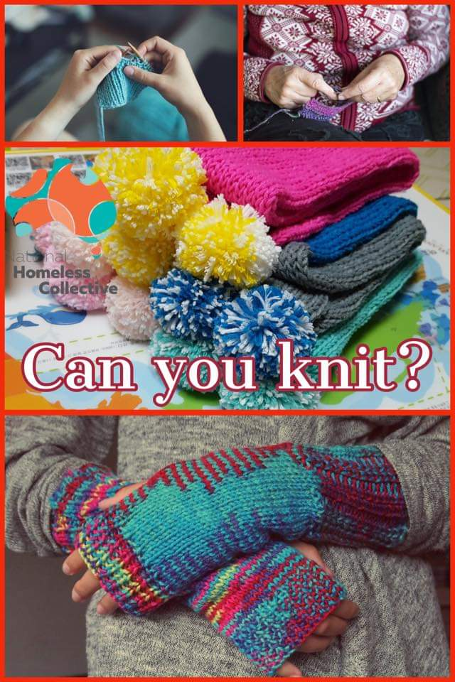 Knitters Wanted