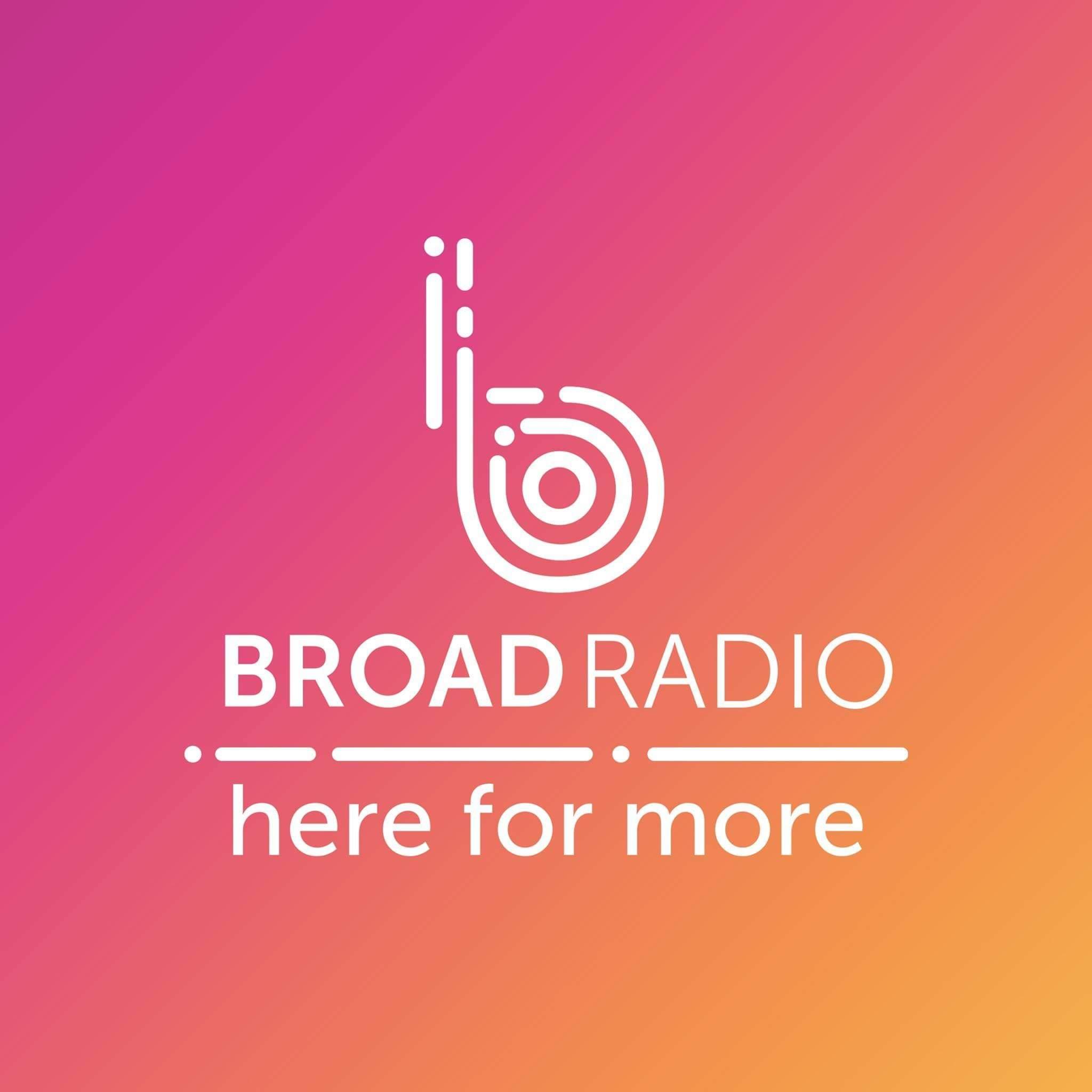 Donna speaks on Broad Radio