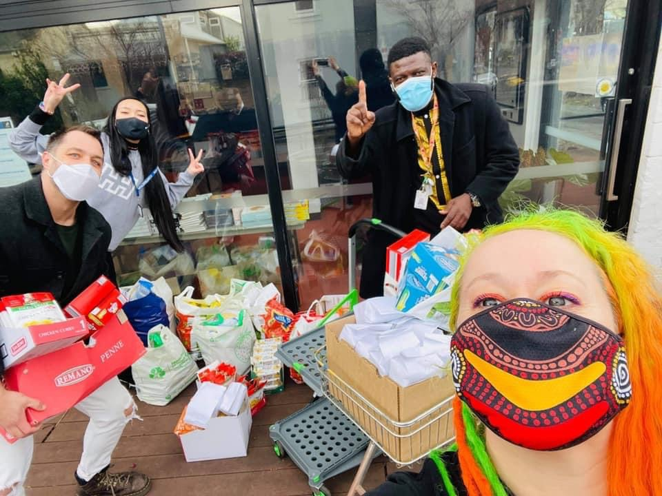 Essential Hampers to Vulnerable Youth